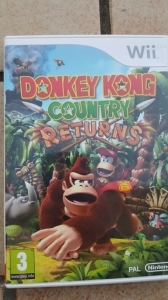 Photo 0 Donkey Kong Country Returns Wii