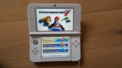 Photo 0 Nintendo 3DS XL Mario Kart